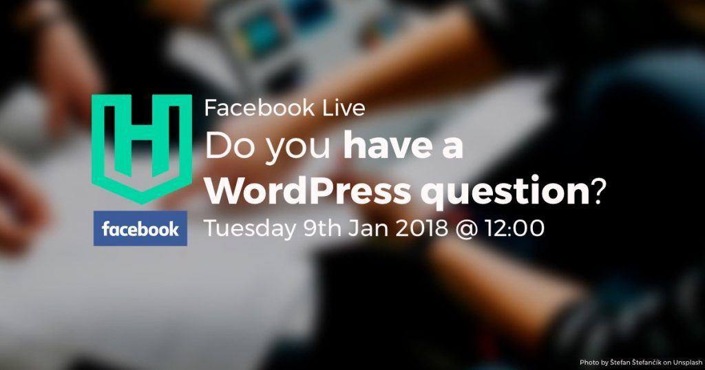 Do you have a WordPress question?