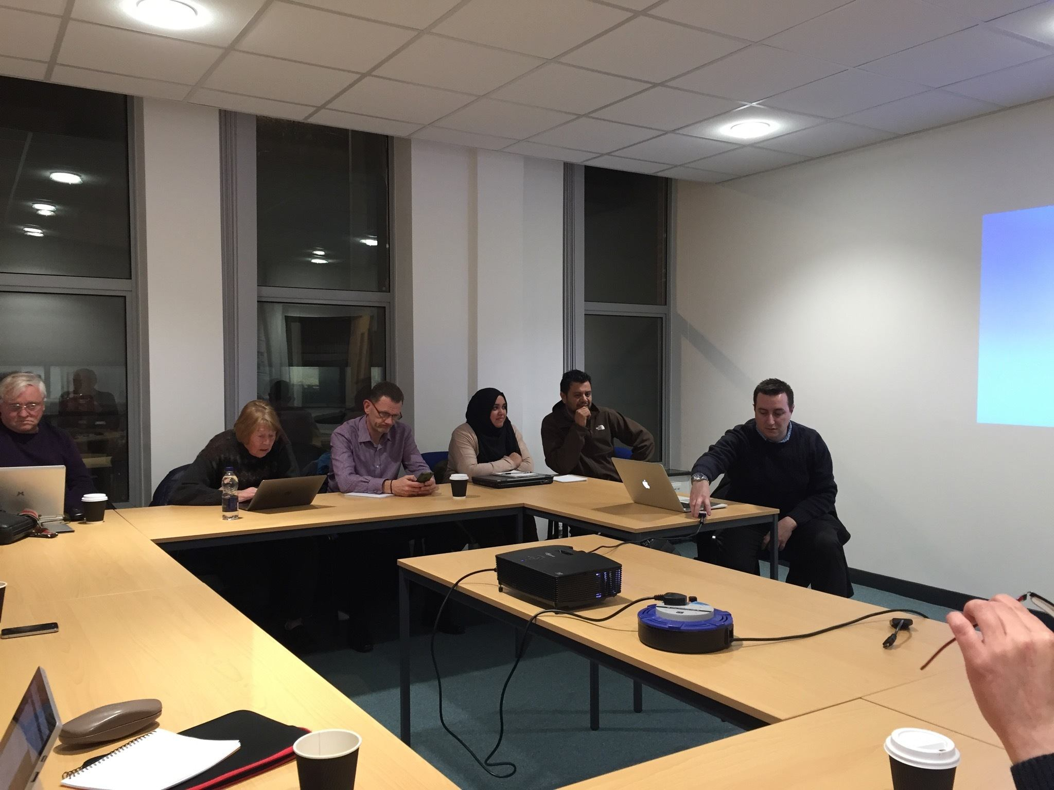 WordPress Blackburn Meetup December 2017