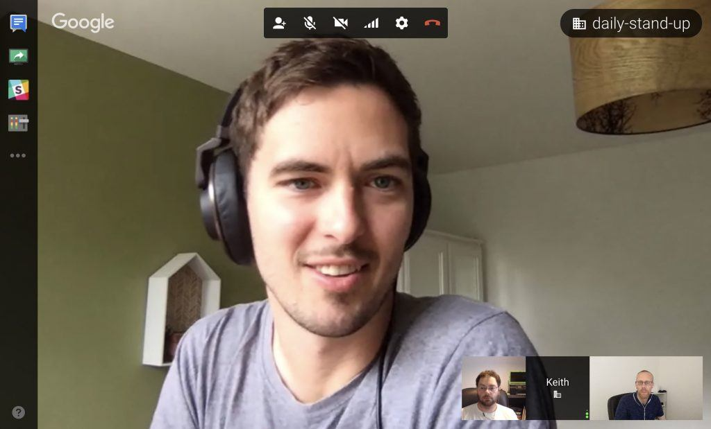 How to: Google Hangouts Meet video conferencing | Highrise