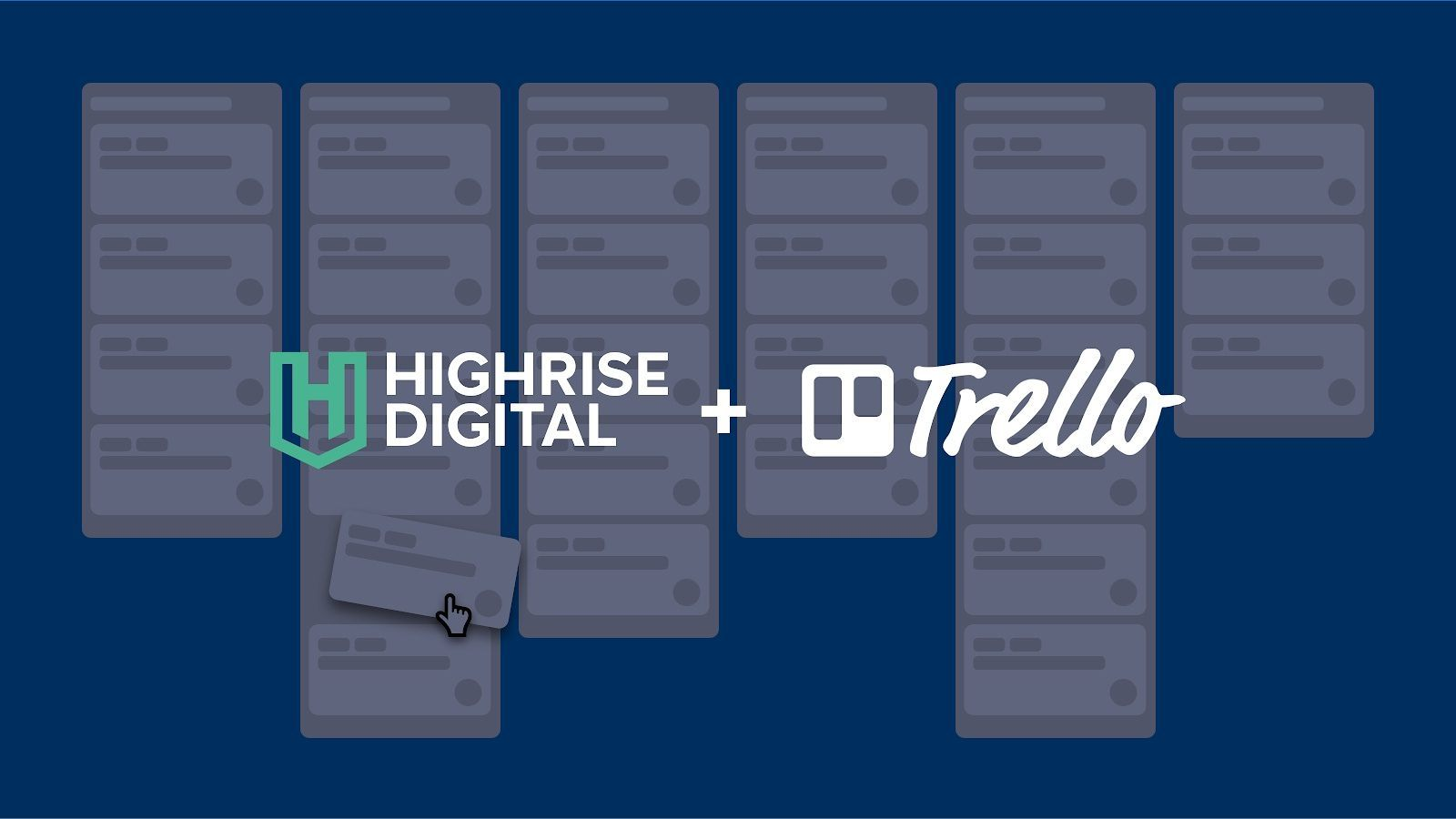 Over the last few months, we've been focusing on improving the way we manage our projects using Trello to communicate and organise our tasks.